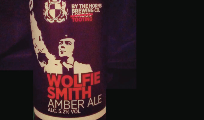 Citizen Smith beer faces legal action | Robert Lindsay fires warning shot at brewers