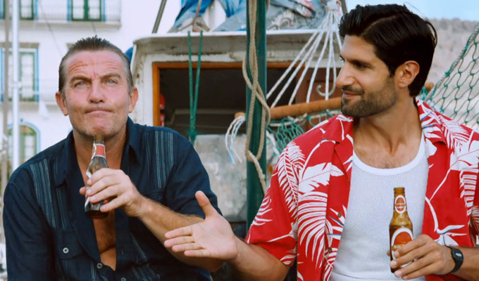 BBC orders Kayvan Novak sitcom | Co-starring Bradley Walsh