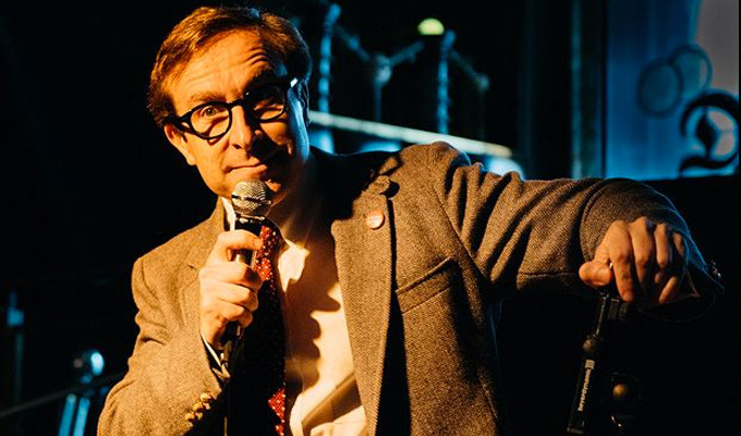 An Hour With Woody Allen(ish) | Gig review by Steve Bennett at Leicester Comedy Festival