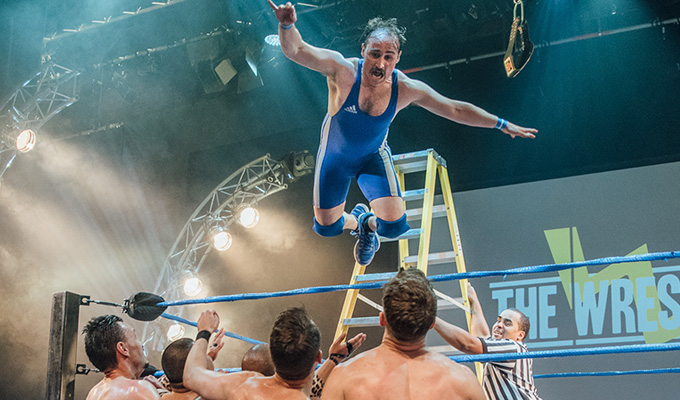 The Wrestling: Photo gallery | Shots from last night's action