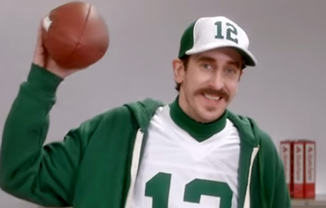 Wrigglesworth lands US ad campaign | ...because he looks like a quarterback