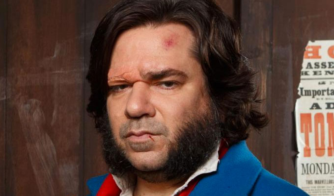 'Period dramas never have a sense of humour... What if a Peaky Blinder did a pratfall?' | Matt Berry on Year Of The Rabbit