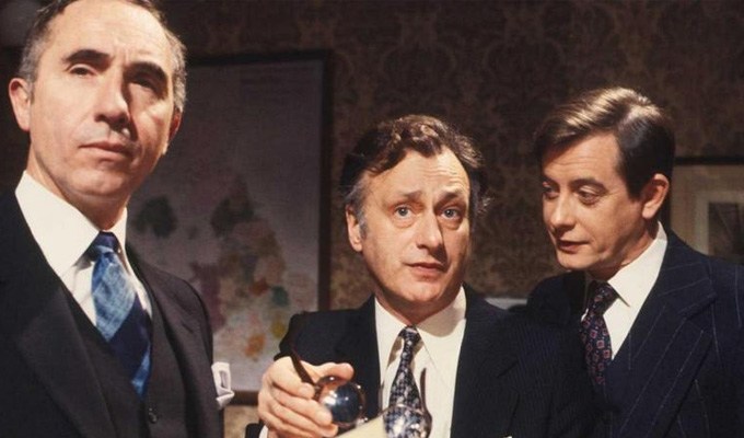 Yes Minister star Derek Fowlds dies at 82 : News 2020 :     Chortle : The UK Comedy Guide