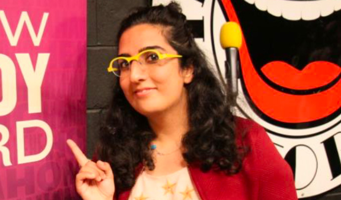 BBC New Comedy finalist pulls out | Family emergency takes Yumna Mohamed from Edinburgh
