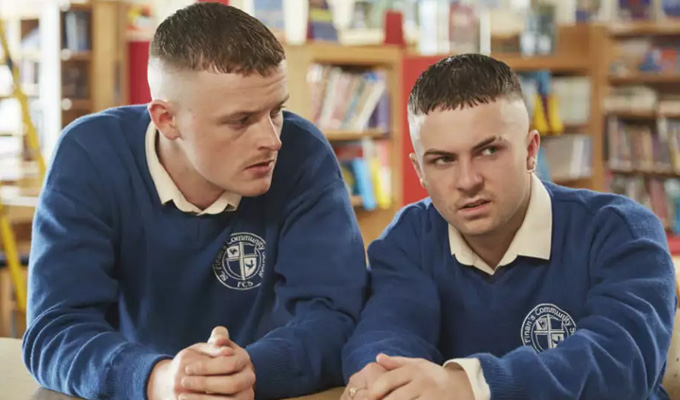BBC gives Young Offenders a second series | More misadventures for Conor and Jock
