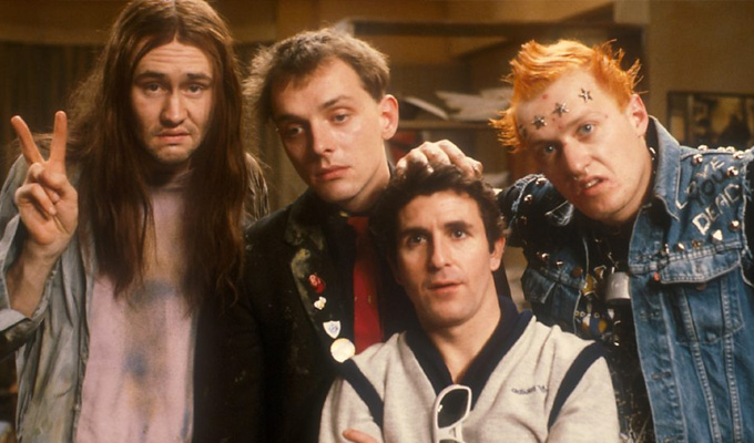 16 things you probably never knew about The Young Ones | As revealed at the Slapstick festival