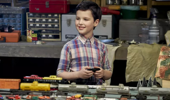 E4 buys Big Bang Theory prequel | Young Sheldon to air next year