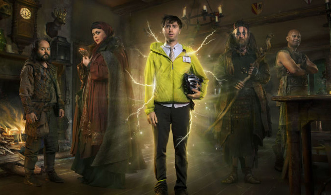 Zapped out of existence | UKTV cancels its fantasy comedy series