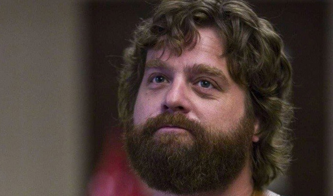 Zach Galifianakis – Original Review | Review by Steve Bennett