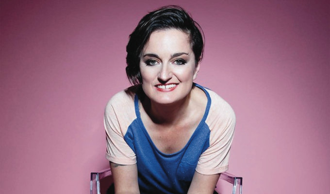 Zoe Lyons named comedians' comedian | Circuit hails its favourites