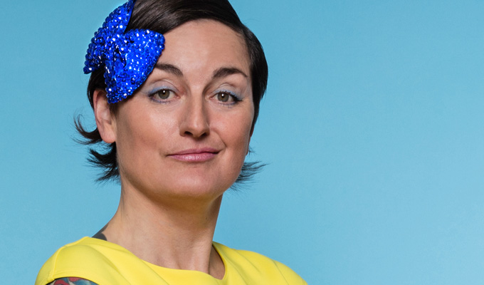 We had a jolly time in the 'titty' bar | Zoe Lyons recalls her most memorable gigs