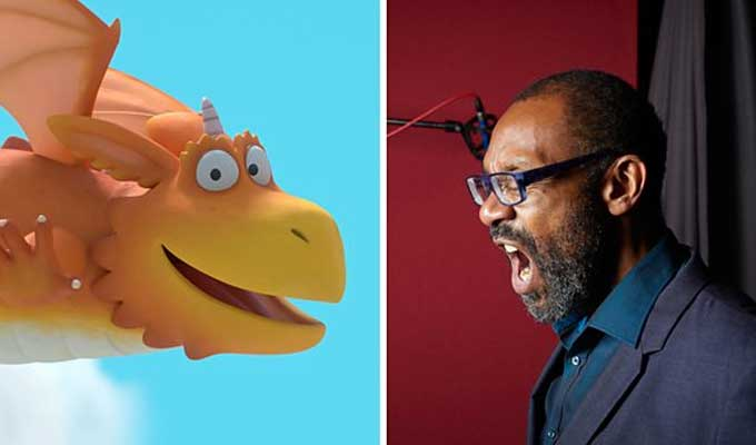 Lenny Henry to narrate Christmas animation Zog | Children's classic brought to life