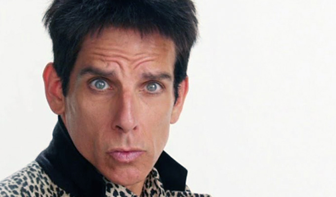 What was Zoolander's first name? | Try our Tuesday Trivia Quiz