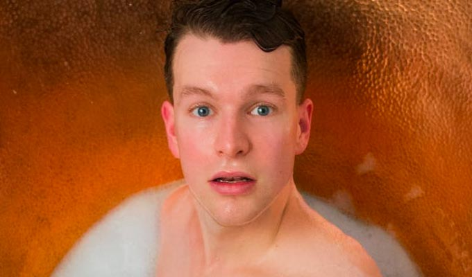 Zach Zimmerman: Clean Comedy : Reviews 2019 :     Chortle : The UK Comedy Guide