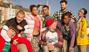 Filming starts on Bad Education movie | Jack Whitehall and cast hit Cornwall