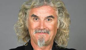 Billy Connolly announces London residency | Hammersmith Apollo run in January