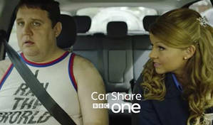 See Peter Kay's new TV show... in a theatre | Charity launch for Car Share