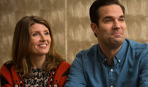 'We don't look for filth, filth finds us' | Sharon Horgan and Rob Delaney on the return of Catastrophe