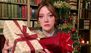 The 12 quotes of Christmas | From Philomena Cunk © BBC/House of Tomorrow