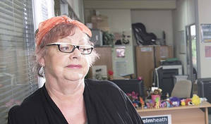 'That's me, warm but bleak!' | Jo Brand on her new comedy Damned © C4