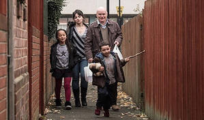 Dave Johns, movie star | Comic lands lead role in Ken Loach film