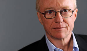 A Horse Walks Into A Bar by David Grossman | Book review by Jay Richardson