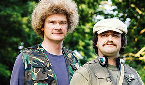 Detectorists 'might be coming back' | More grist for the series 3 rumour mill © BBC