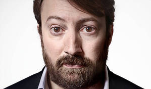 Time travelling comedy for David Mitchell | John Finnemore co-stars
