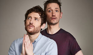 Elis James and John Robins - The Holy Vible Book Tour