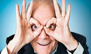 'Ridiculous and dainty – just like him' | Gyles Brandreth chooses his comedy favourites
