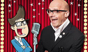 Harry Hill Kidz Show: How To Be Funny – For Kids! t