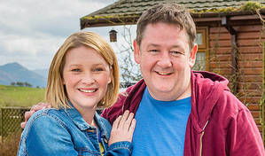 BBC orders Home From Home to series | Johnny Vegas pilot picked up for BBC One © BBC