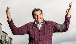 'Being German is a viable business plan' | Henning Wehn on his new TV show © C4/Ryan Mcnamara