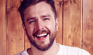 Iain Stirling: Falling Upwards