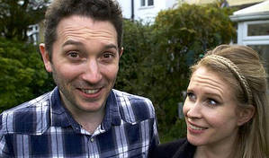 'Maybe I'd be a better person if I could live more in the moment' | Jon Richardson on his many fears © Channel 4