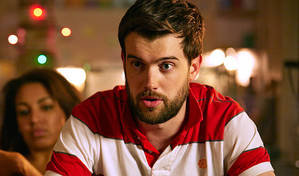 'It's a great chance for me to behave like a dickhead' | Jack Whitehall on playing JP in Fresh Meat © Mark Johnson / Channel4