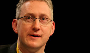 Lembit Opik tries comedy again | Ex-MP stars in Fringe musical about his 'heroic failures' © Liberal Democrats / Creative Commons