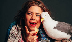 'I dragged my heckler across the floor' | Lou Sanders' most memorable gigs