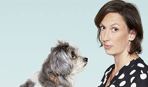 Miranda Hart to play the London Palladium | Talking about her book, Peggy & Me