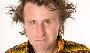 Milton Jones On The Road | DVD review by Steve Bennett