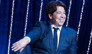 Did the Oscars rip off Michael McIntyre? | Jimmy Kimmel segment likened to Unexpected Star of the Show © BBC