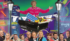 Mrs Brown's Boys D'Live Show Encore