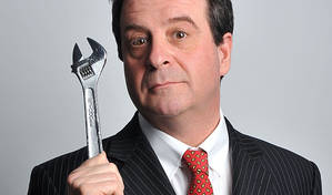 'I love stand-up, but I want to do something different' | Mark Thomas on comedy, protest and passion