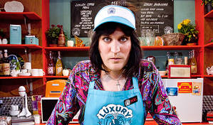 9 cakes inspired by Noel Fielding | To mark him joining GBBO © C4 / Dave Brown