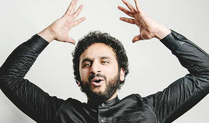 BBC Two picks up Nish Kumar-fronted satire | From the makers of The Daily Mash © Idil Sukan
