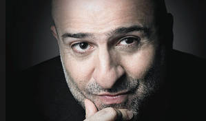 Hopeful by Omid Djalili | Book review by Steve Bennett