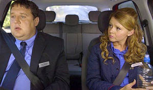 Car Share series 2 to be shown in cinemas | Special screenings for Comic Relief © BBC