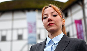 Why I'm the right woman to take on Shakespeare | by Philomena Cunk © BBC/House of Tomorrow