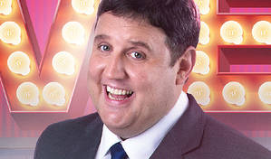 Peter Kay 2018-2019 tour
