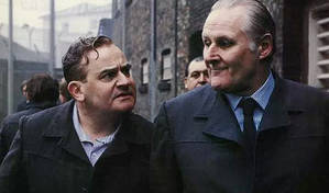 Porridge's 'Grouty' dies at 93 | Peter Vaughan was in Citizen Smith and Game Of Thrones © BBC